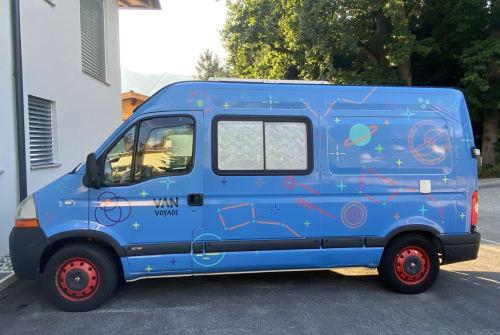 Buscamper Renault Guffi in Gräfelfing huren van particulier