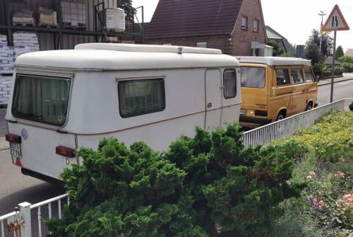 Caravan Hymer Andy  in Neuenkirchen huren van particulier