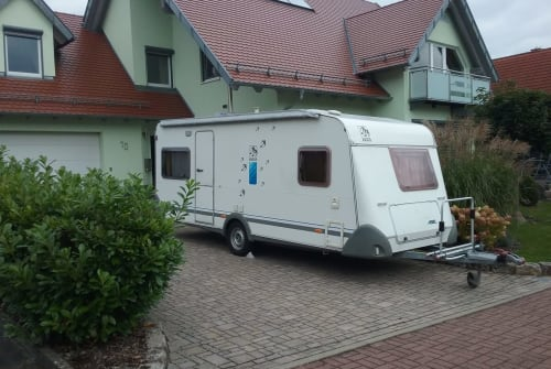 Caravan Knaus Azur  Der Rhöner in Oberthulba huren van particulier