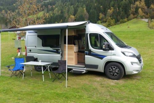 Buscamper Knaus Hektor in Wittstock huren van particulier