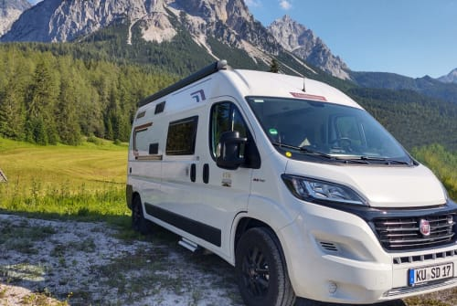 Buscamper Fiat Tenzing in Ködnitz huren van particulier