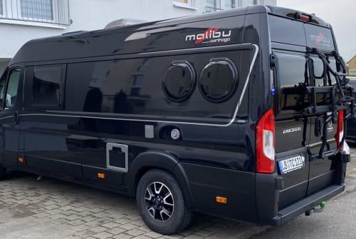 Buscamper Carthago Malibu 640 LE BlackVan in Marbach am Neckar huren van particulier