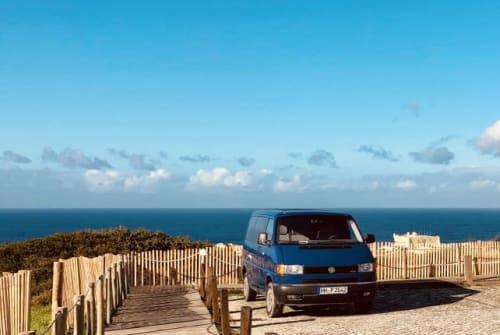 Kampeerbus Volkswagen Balu in Lissabon huren van particulier