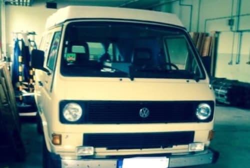 Kampeerbus Volkswagen  Caroline in Stöttwang huren van particulier