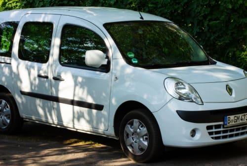 Overige Renault MUMIN in Berlin huren van particulier