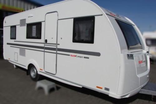 Caravan Adria LiseLotte 552 in Bötersen huren van particulier