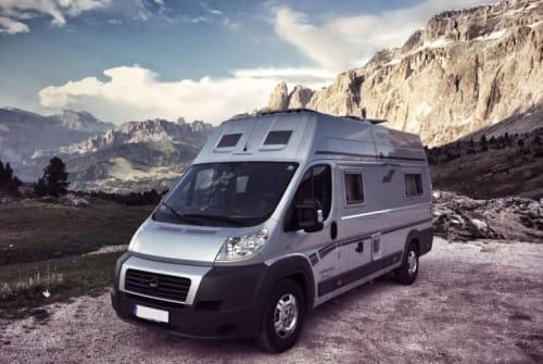 Buscamper FIAT Dexter in Niederkrüchten huren van particulier