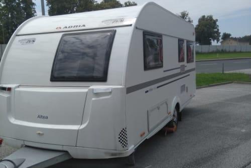 Caravan Adria  DÜPPY  in Sankt Paul im Lavanttal huren van particulier