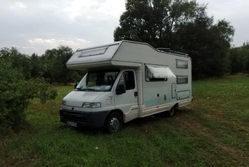 Alkoof Fiat Ducato DerDicke in Aschaffenburg huren van particulier