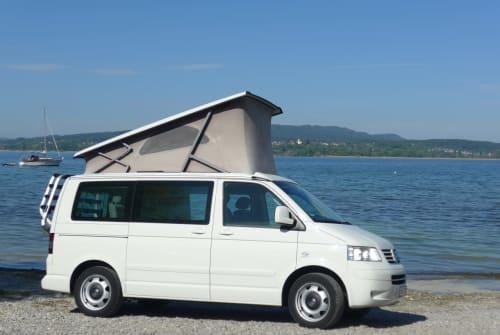 Kampeerbus Volkswagen Eisbär in Konstanz huren van particulier