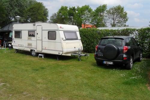 Caravan Bürstner Der Fuchsbau in Sankt Ingbert huren van particulier