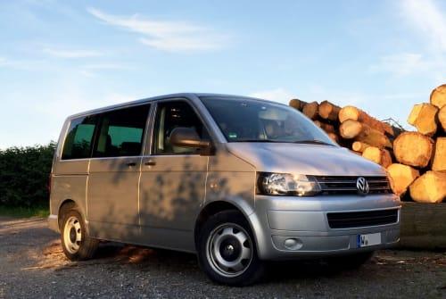Kampeerbus VW OTI in Wuppertal huren van particulier