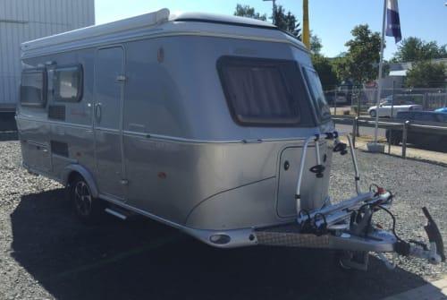 Caravan Hymer Eriba Touring Martin`s Eriba  in Bielefeld huren van particulier