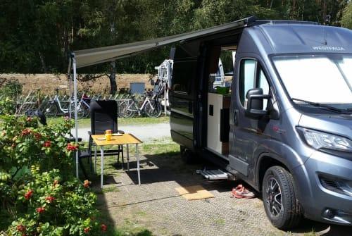 Buscamper Fiat Ducato Amundsen in Bad Staffelstein huren van particulier