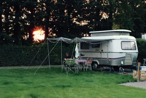 Caravan Eriba O'Malley in Essen huren van particulier
