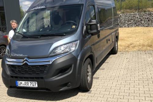 Buscamper PÖSSL LaPalmPössl(1) in Wiehl huren van particulier