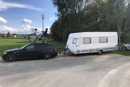 Caravan Bürstner Bürsti in Welver huren van particulier