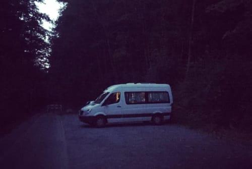 Buscamper Mercedes Ulrike in Ochtrup huren van particulier