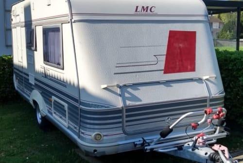 Caravan LMC FeWoSa in Haan huren van particulier