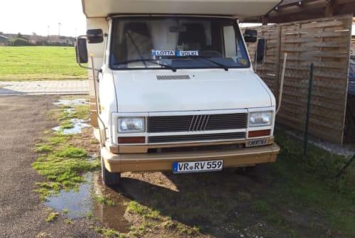 Alkoof Fiat Lotta 2 in Tribsees huren van particulier