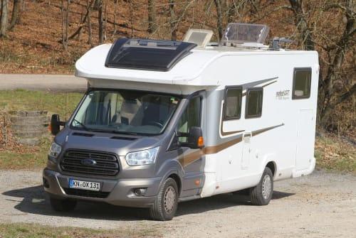 Halfintegraal Trigano Knox in Radolfzell am Bodensee huren van particulier