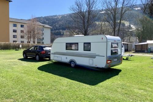 Caravan ADRIA Kiki in Wien huren van particulier