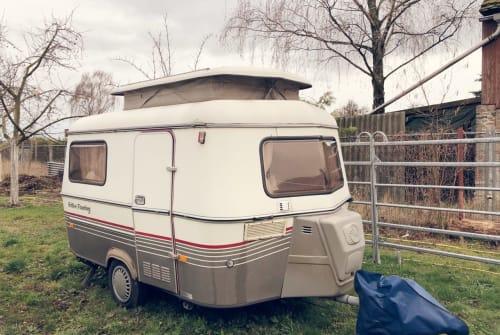 Caravan Hymer Eriba PanBär in Berlin huren van particulier