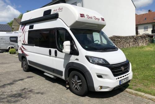 Buscamper Weinsberg Travel in Style in Goldbach huren van particulier