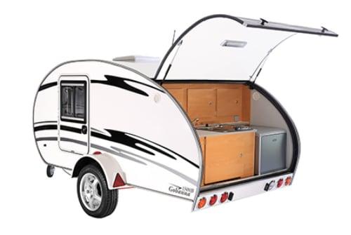 Caravan Gobanna Gobanna 1500B in IJmuiden huren van particulier