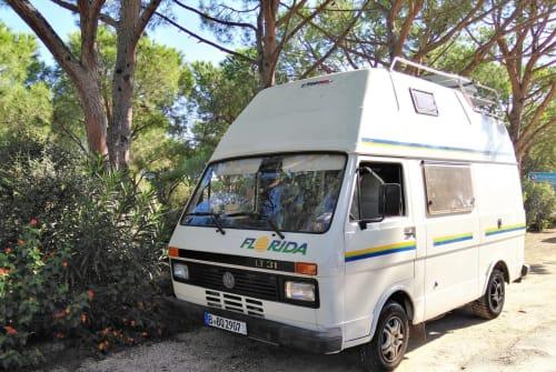 Kampeerbus VW Florida LT 31 FLORIDA in Berlin huren van particulier