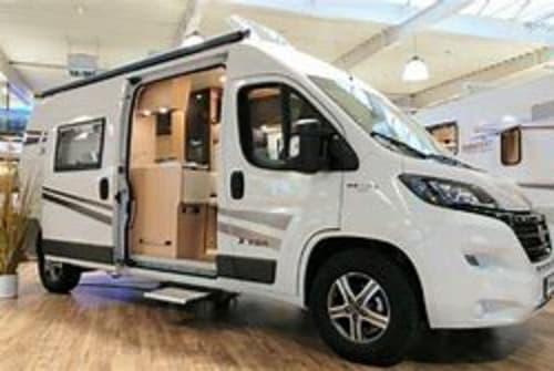 Buscamper Fiat Dugato 2.3 130pk Bart's in Den Dolder huren van particulier