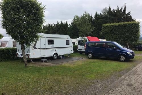 Caravan Weinsberg CaraOne Familienfreund in Pliezhausen huren van particulier