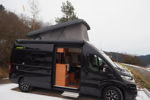 Buscamper Hymer  Zischmobil III in Zimmern ob Rottweil huren van particulier