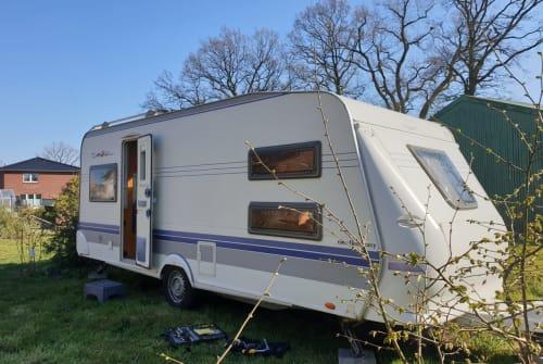Caravan Hobby Olaf in Alveslohe huren van particulier