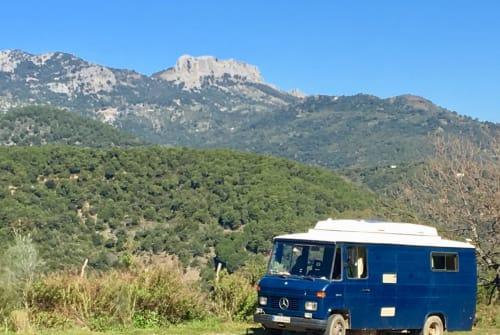 Buscamper Vermietung • Verkauf • Service: Caravan, Vans, Reparatur Caravan Center in Vila-sacra huren van particulier
