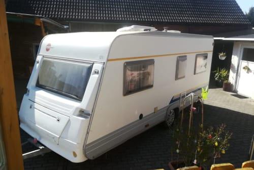 Caravan Bürstner Manni in Lutherstadt Wittenberg huren van particulier