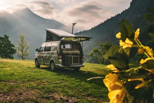 Kampeerbus VW Freeda in Gratkorn huren van particulier