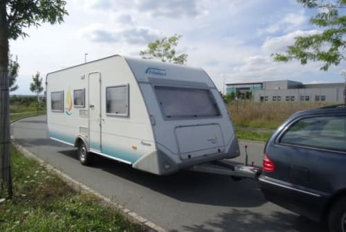 Caravan Knaus Freddi in Westhausen huren van particulier