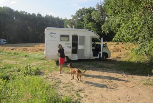 Halfintegraal Rimor Blue-Camp   Sky 11 Rimor in Breda huren van particulier