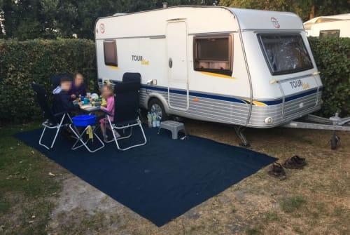 Caravan TEC Rubi in Gera huren van particulier