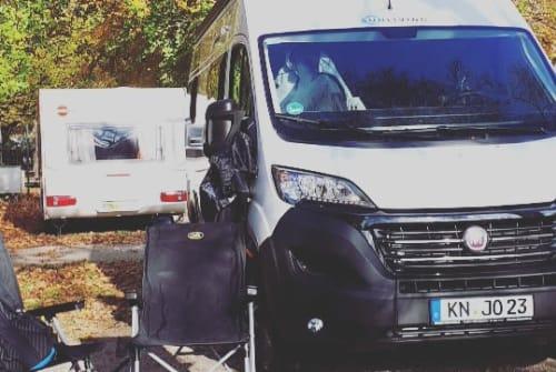 Buscamper Sunliving Wohnfred Womo in Konstanz huren van particulier