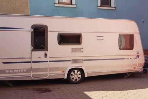 Caravan Fendt Malina  in Bergtheim huren van particulier