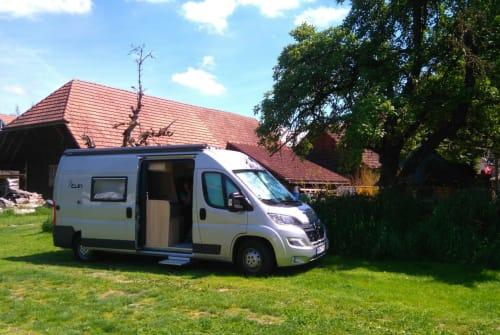 Buscamper Citroen Clever Drive in Bretzfeld huren van particulier