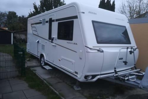 Caravan Hymer/Eriba Schmuckstück in Recklinghausen huren van particulier