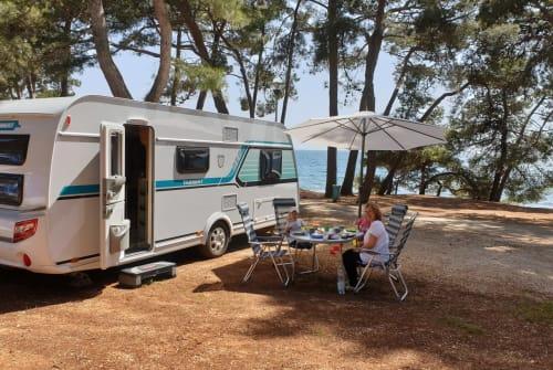 Caravan TABBERT PEP 2018 in Blaubeuren huren van particulier