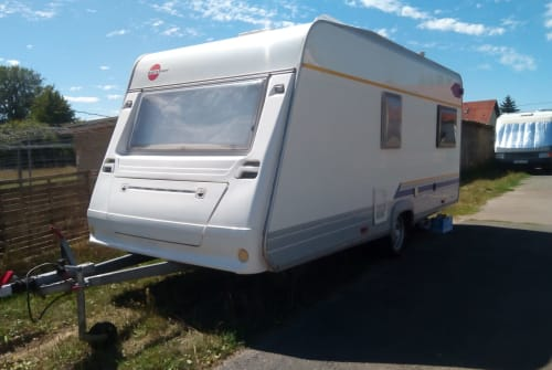Caravan Bürstner Doc Camping in Delitzsch huren van particulier