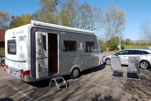 Caravan ERIBA OLDO in Berlin huren van particulier