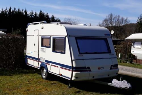 Caravan WILK Little Home in Lage huren van particulier