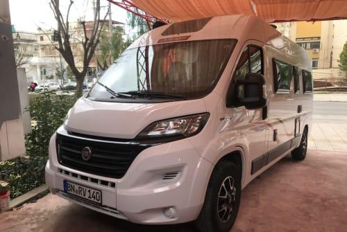 Buscamper CHALLENGER VANY CS 117 Greek Challenge in Bonn huren van particulier