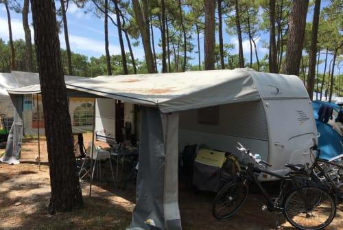 Caravan Dethleffs FamilyWowa in Offenburg huren van particulier
